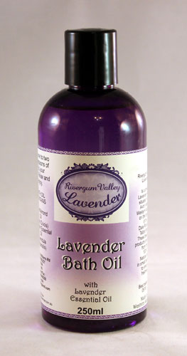 Lavender Bath Oil- 250ml
